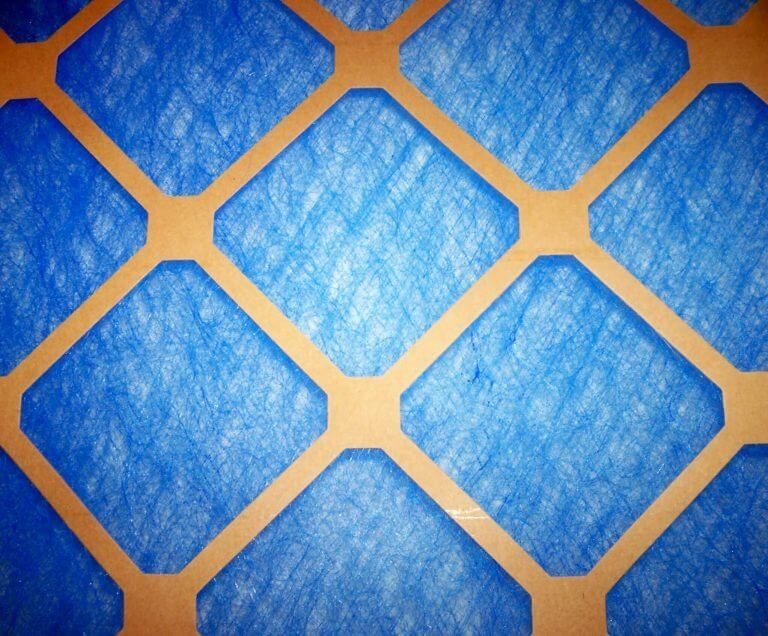 Prepare HVAC for Wintertime - change the air filter