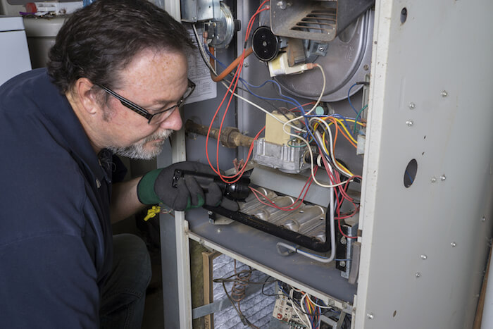 gas furnace tune-up