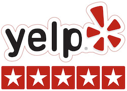three 5 star reviews on yelp for beaufort air conditioning