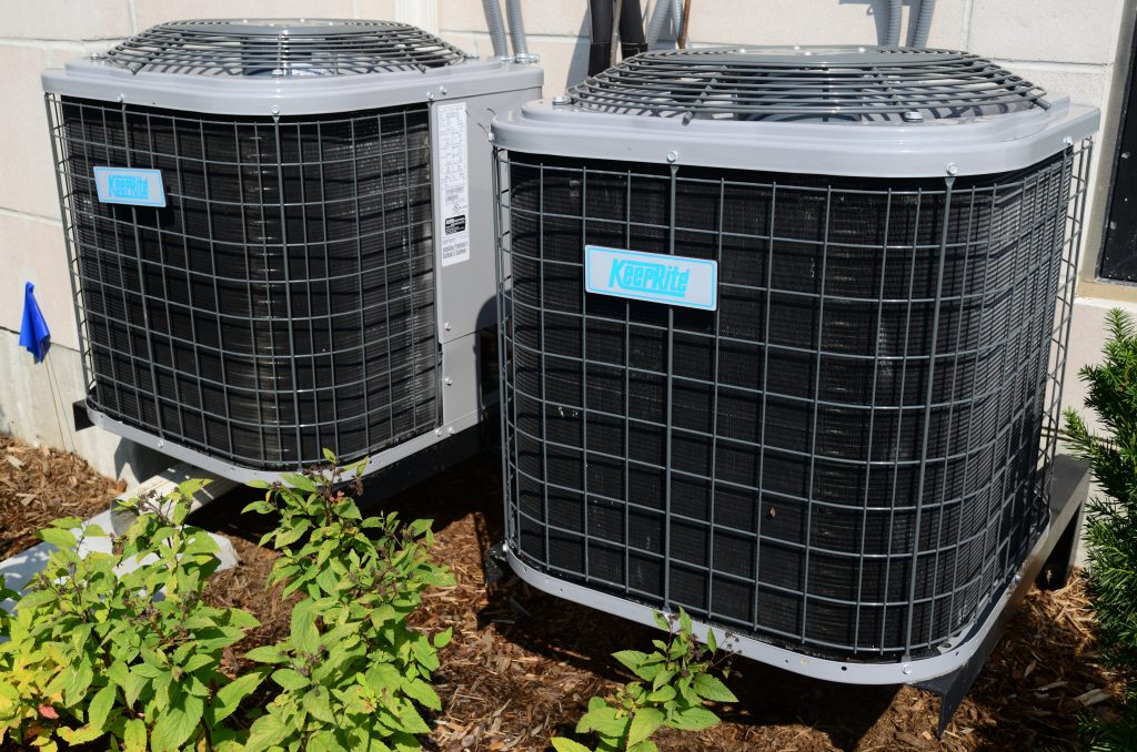 types of hvac systems for homes