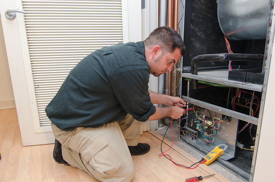 maintain your heating system