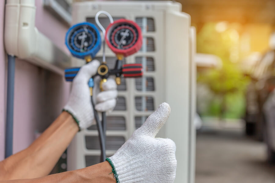 Air Conditioning Repair Company Beaufort