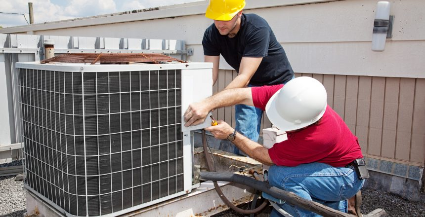 heating and air conditioning